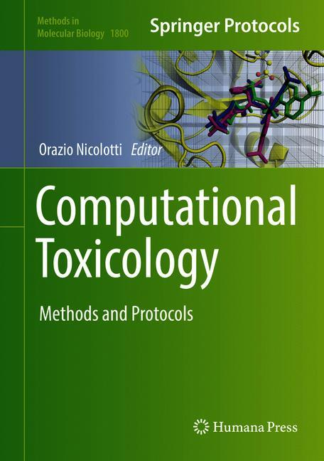 Cover of 'Computational Toxicology'