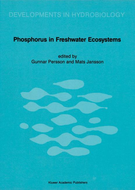 Cover of 'Phosphorus in Freshwater Ecosystems'