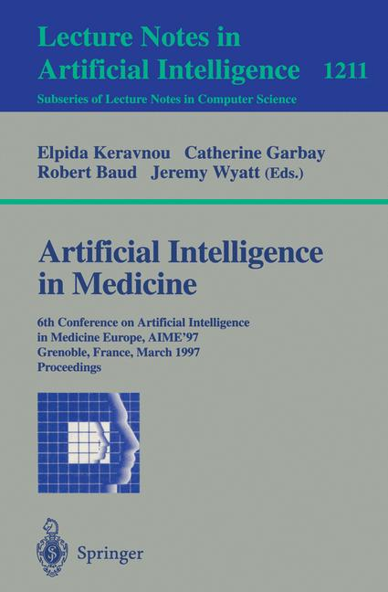 Cover of 'Artificial Intelligence in Medicine'