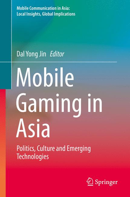 Cover of 'Mobile Gaming in Asia'