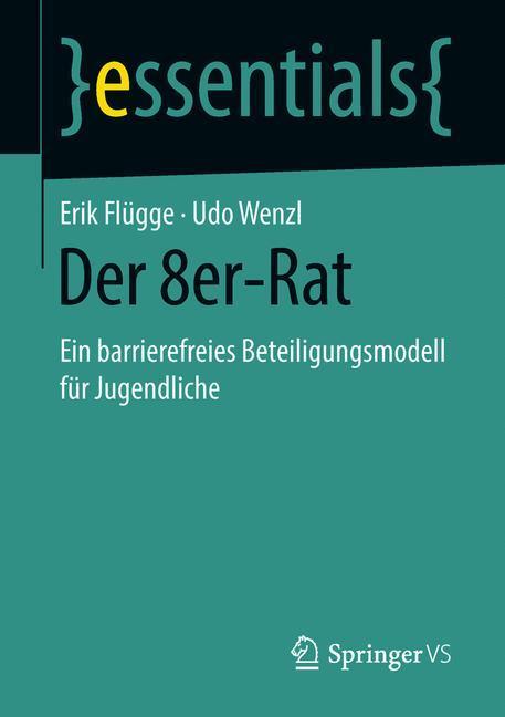 Cover of 'Der 8er-Rat'