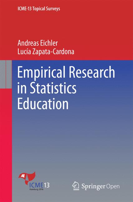 Cover of 'Empirical Research in Statistics Education'