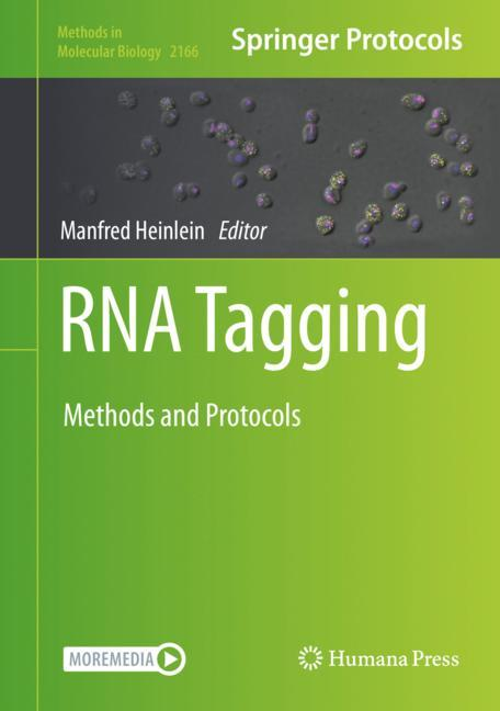 Cover of 'RNA Tagging'