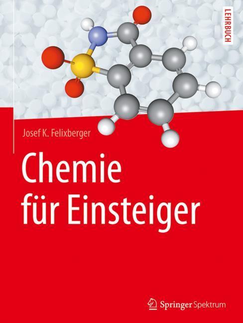 Cover of 'Chemie für Einsteiger'