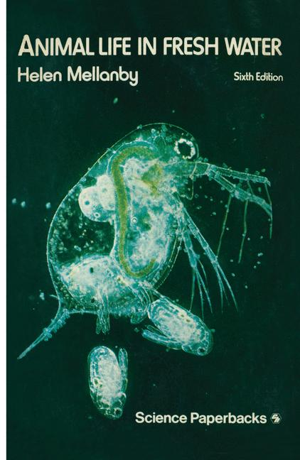 Cover of 'Animal Life in Fresh Water'