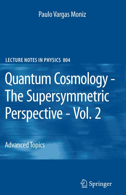 Cover of 'Quantum Cosmology - The Supersymmetric Perspective - Vol. 2'