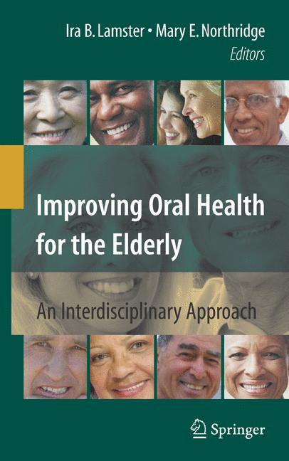 Cover of 'Improving Oral Health for the Elderly'