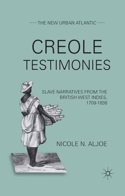 Cover of 'Creole Testimonies'