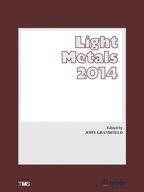 Cover of 'Light Metals 2014'