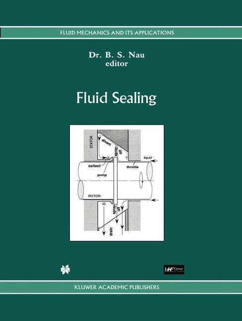 Cover of 'Fluid Sealing'