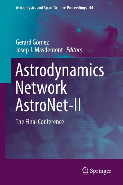 Cover of 'Astrodynamics Network AstroNet-II'