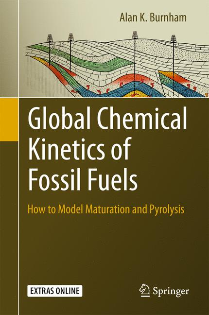 Cover of 'Global Chemical Kinetics of Fossil Fuels'