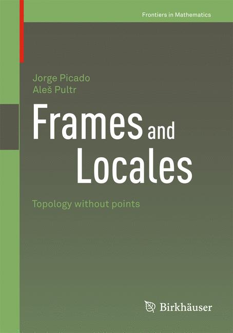 Cover of 'Frames and Locales'