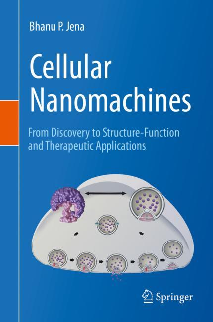Cover of 'Cellular Nanomachines'