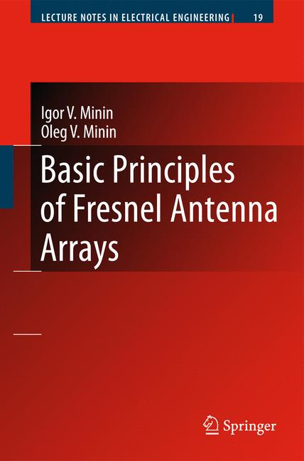 Cover of 'Basic Principles of Fresnel Antenna Arrays'