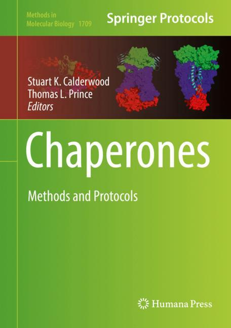 Cover of 'Chaperones'