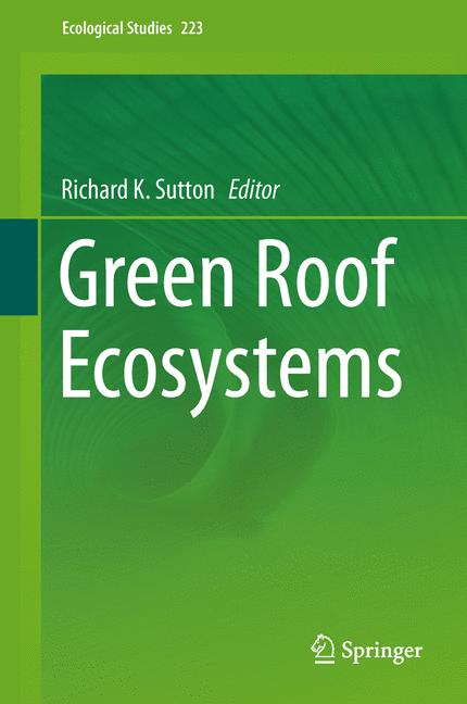 Cover of 'Green Roof Ecosystems'