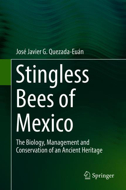 Cover of 'Stingless Bees of Mexico'