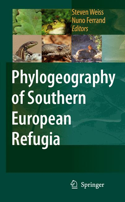Cover of 'Phylogeography of Southern European Refugia'