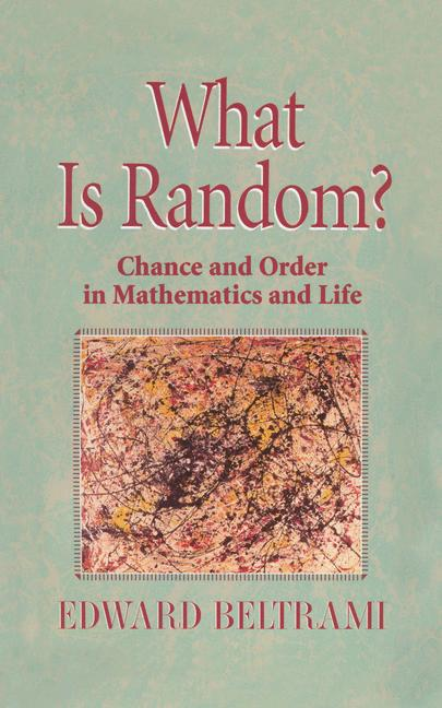 Cover of 'What Is Random?'