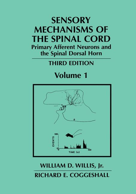 Cover of 'Sensory Mechanisms of the Spinal Cord'