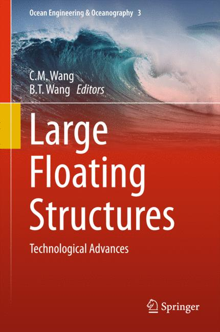 Cover of 'Large Floating Structures'