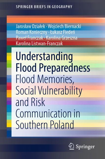 Cover of 'Understanding Flood Preparedness'
