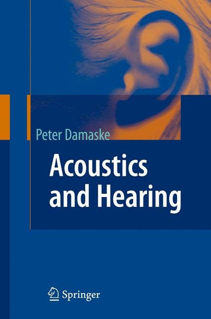 Cover of 'Acoustics and Hearing'