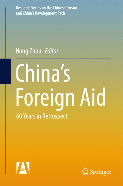 Cover of 'China's Foreign Aid'