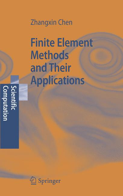 Cover of 'Finite Element Methods and Their Applications'