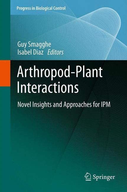 Cover of 'Arthropod-Plant Interactions'
