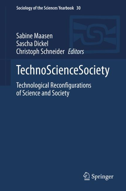 Cover of 'TechnoScienceSociety'