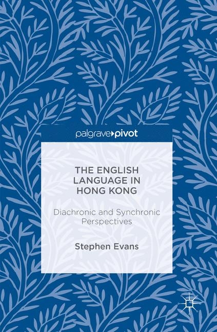 Cover of 'The English Language in Hong Kong'