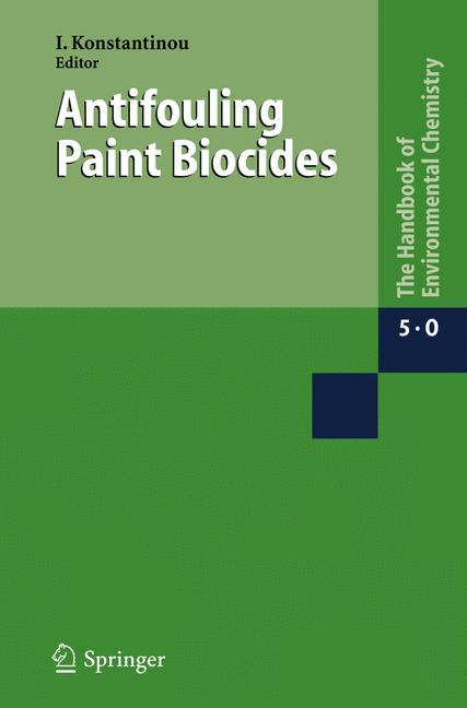 Cover of 'Antifouling Paint Biocides'