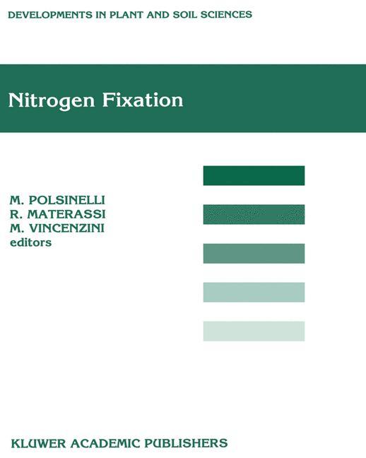 Cover of 'Nitrogen Fixation'