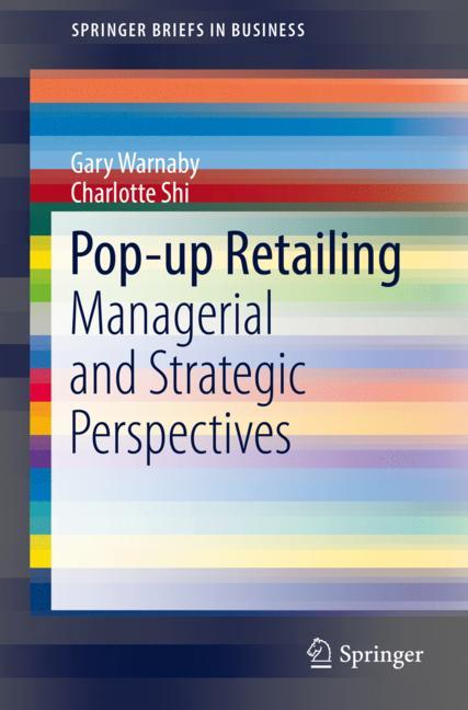 Cover of 'Pop-up Retailing'
