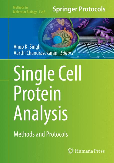 Cover of 'Single Cell Protein Analysis'
