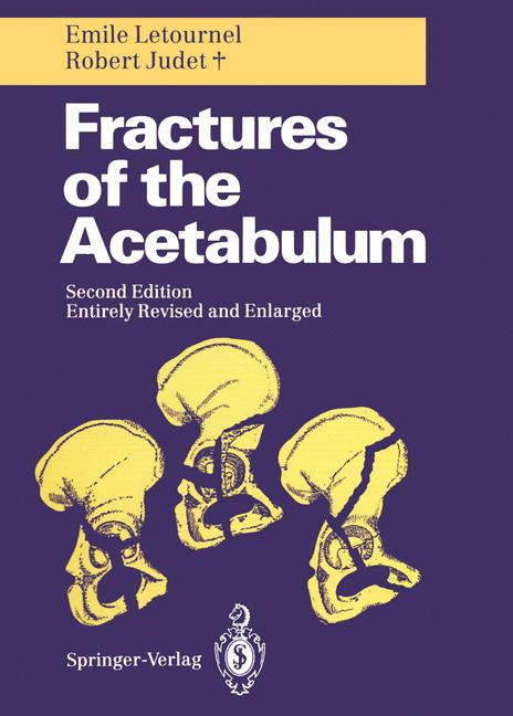 Cover of 'Fractures of the Acetabulum'