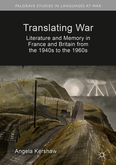 Cover of 'Translating War'