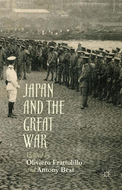 Cover of 'Japan and the Great War'