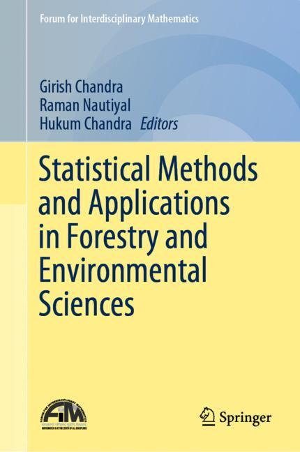 Cover of 'Statistical Methods and Applications in Forestry and Environmental Sciences'