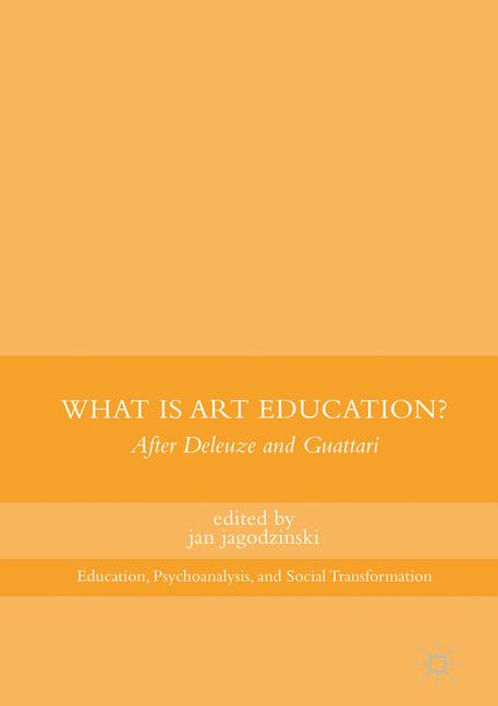 Cover of 'What Is Art Education?'