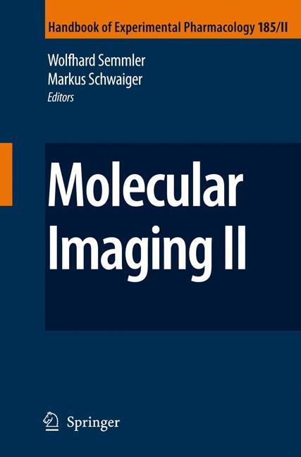 Cover of 'Molecular Imaging II'