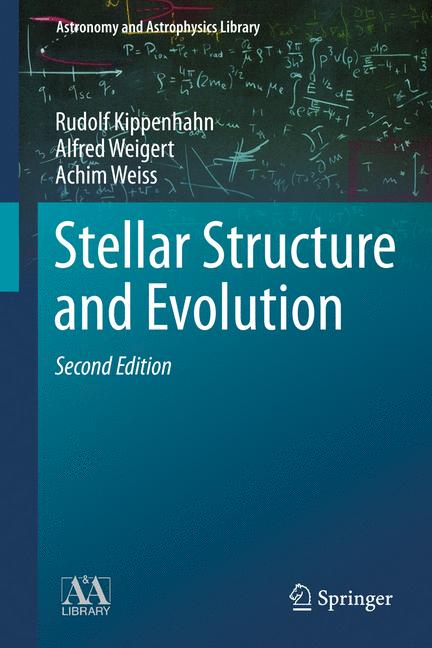 Cover of 'Stellar Structure and Evolution'
