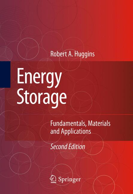 Cover of 'Energy Storage'