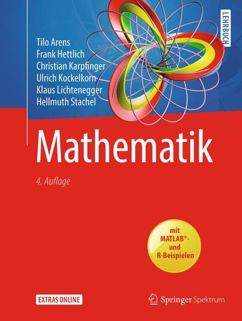 Cover of 'Mathematik'