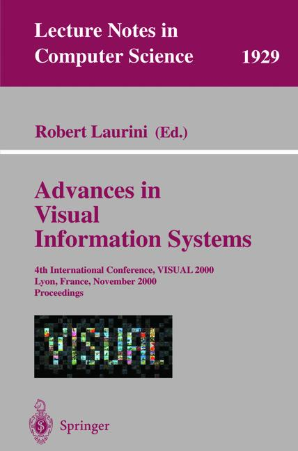 Cover of 'Advances in Visual Information Systems'