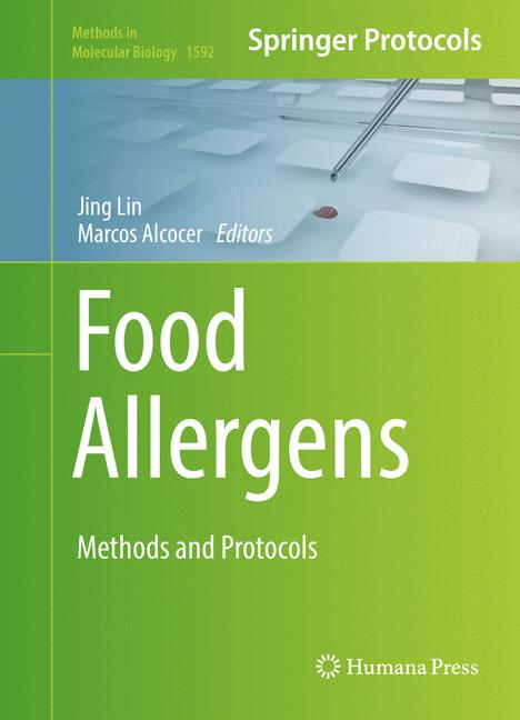 Cover of 'Food Allergens'