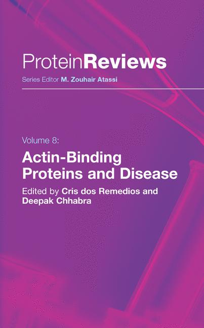 Cover of 'Actin-Binding Proteins and Disease'
