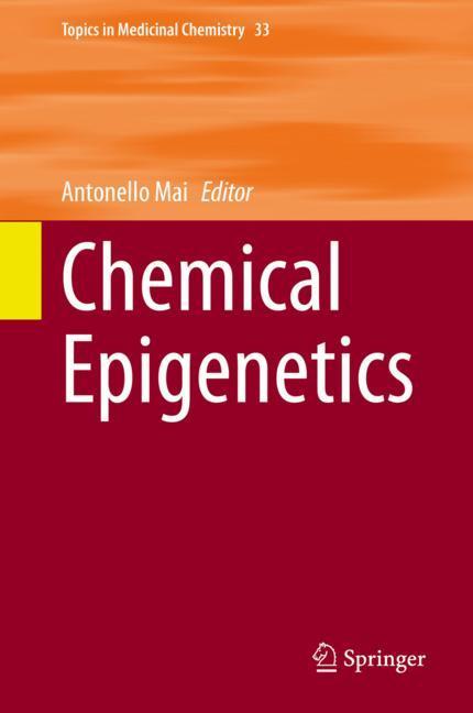 Cover of 'Chemical Epigenetics'